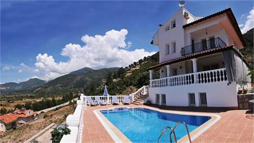 # 11736065 - £149,000 - 7 Bed Villa, Uzumlu, Mugla Province, Turkey