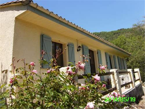 # 12411430 - £182,183 - 3 Bed Bungalow, Quillan, Aude, Languedoc-Roussillon, France