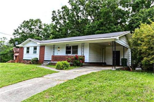 # 11962799 - £31,130 - 3 Bed Bungalow, Forrest Park, Fulton County, Georgia, USA
