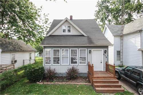 # 12280572 - £18,984 - 3 Bed Townhouse, Toledo, Lucas County, Ohio, USA