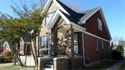 # 12281132 - £26,823 - 5 Bed Townhouse, Detroit, Wayne County, Michigan, USA