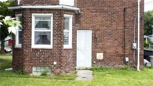# 12618617 - £18,393 - 3 Bed Townhouse, Detroit, Wayne County, Michigan, USA