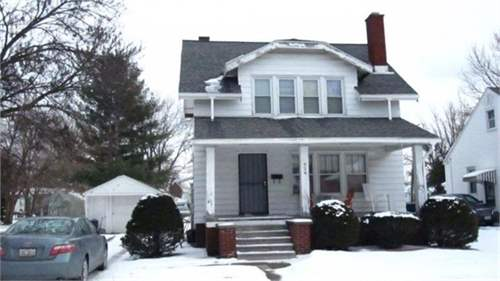 # 13460029 - £167,500 - 10 Bed House, Lucas County, Ohio, USA
