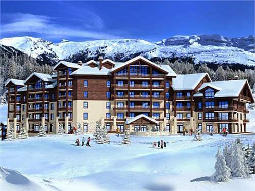# 12444175 - From £161,772 to £322,750 - New Development, Flaine, Haute-Savoie, Rhone-Alpes, France