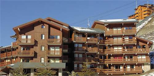 # 17067770 - £101,459 - 1 Bed Studio, Meribel, Savoie, Rhone-Alpes, France