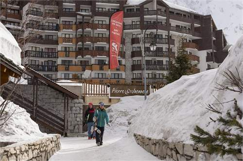# 17067773 - £127,530 - 2 Bed Flat, Val-d'Isere, Savoie, Rhone-Alpes, France