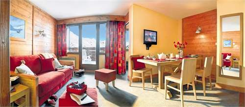 # 17109233 - £98,649 - 1 Bed Flat, Huez, Isere, Rhone-Alpes, France