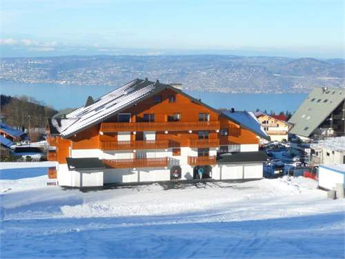 # 10165781 - £201,830 - 3 Bed Apartment, Thollon-les-Memises, Haute-Savoie, Rhone-Alpes, France