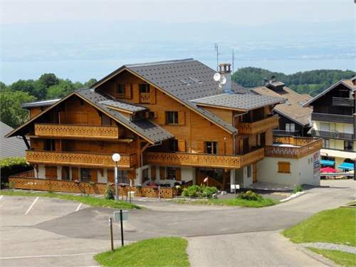 # 10165784 - £221,859 - 3 Bed Apartment, Thollon-les-Memises, Haute-Savoie, Rhone-Alpes, France