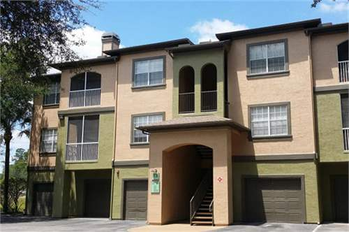 # 12978569 - £56,433 - 1 Bed Condo, Temple Terrace, Hillsborough County, Florida, USA