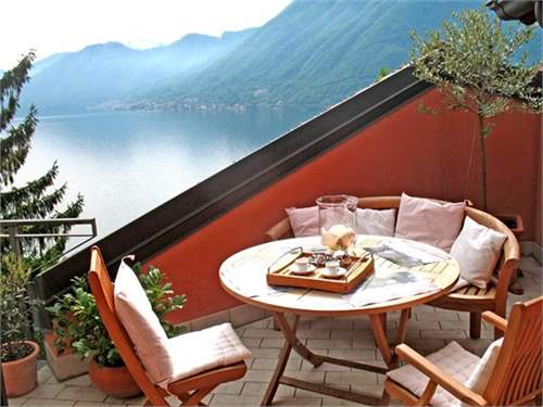 # 17616254 - £302,826 - 2 Bed Flat, Argegno, Como, Lombardy, Italy