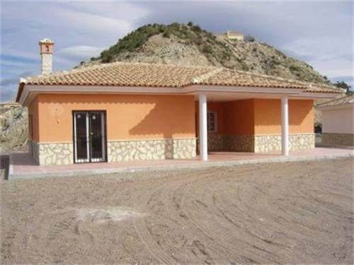 # 14044956 - £79,200 - 3 Bed Villa, Province of Murcia, Region of Murcia, Spain