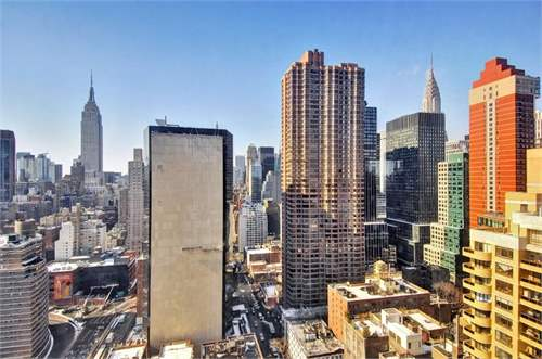 # 16855733 - £2,553,897 - 4 Bed Condo, The Corinthian, New York County, New York, USA