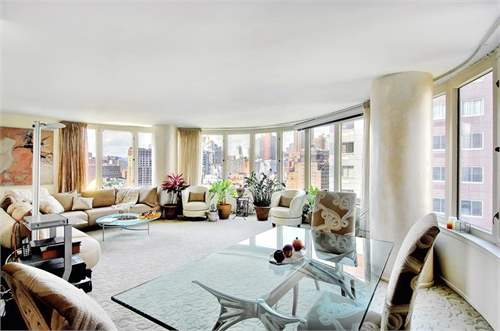 # 16855734 - £1,209,387 - 2 Bed Condo, The Corinthian, New York County, New York, USA