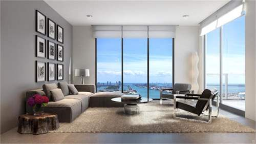 # 17085535 - £219,962 - 1 Bed Flat, Edgewater South Beach, Miami-Dade County, Florida, USA