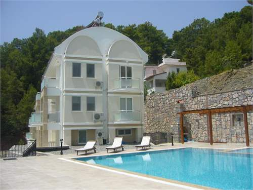 # 17067581 - £95,000 - 2 Bed Flat, Dalaman, Mugla, Turkey