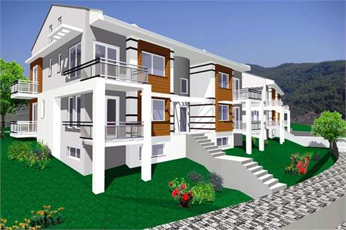 # 17067611 - £79,950 - 2 Bed Flat, Dalaman, Mugla, Turkey