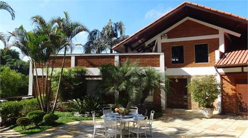 # 17496644 - £555,981 - 6 Bed Cottage, Cotia, Sao Paulo, Brazil