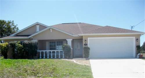 # 17954032 - £105,369 - 3 Bed Bungalow, Cape Coral, Lee County, Florida, USA