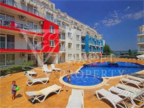 # 14854569 - £14,322 - 1 Bed Flat, Slanchev Bryag, Obshtina Nesebur, Burgas, Bulgaria