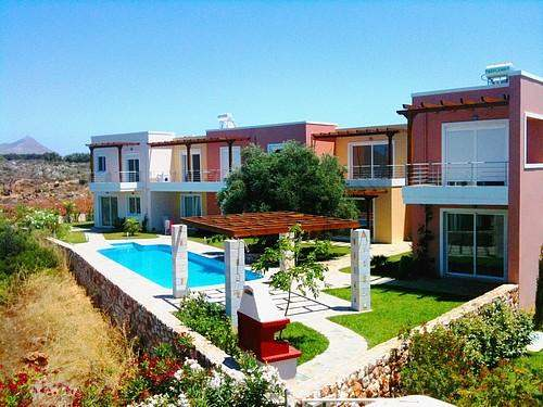 Greek Real Estate #2799467 - From &pound;151,162 to &pound;185,270 - 2 Bed New Home