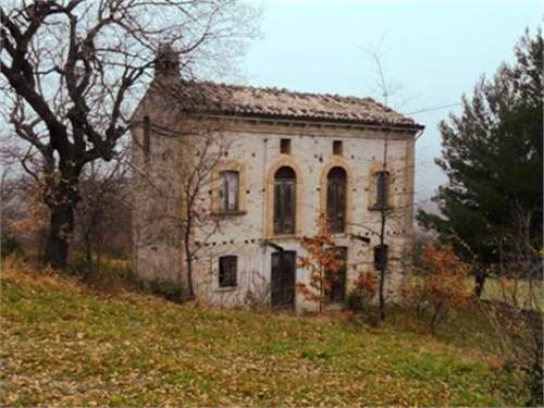 Italian Real Estate #7476430 - £75,409 - 3 Bed Farmhouse