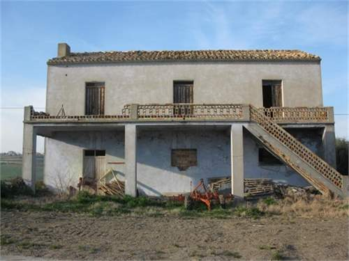 Italian Real Estate #7476441 - £37,281 - 4 Bed Farmhouse