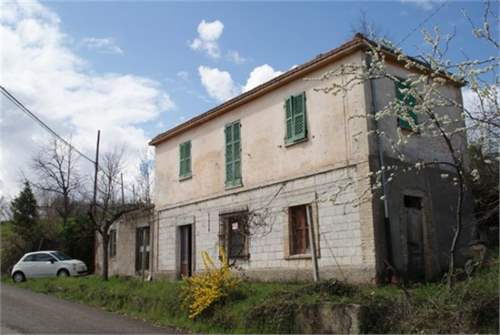 Italian Real Estate #7476475 - £74,562 - 3 Bed Farmhouse