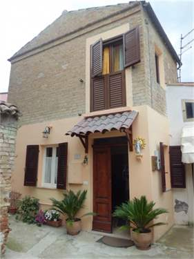 Italian Real Estate #7581258 - &pound;110,890 - 1 Bedroom Townhouse