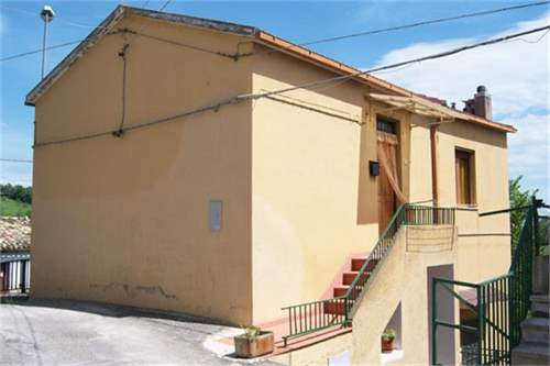 Italian Real Estate #7581279 - £68,240 - 2 Bedroom Farmhouse