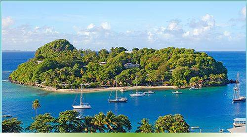 # 4253040 - £5,900,660 - Hotel, Young Island, Saint George, St Vincent and Grenadines