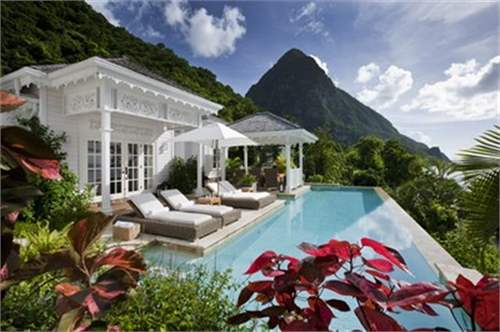 St Lucia Real Estate #5062178 - £1,555,750 - 4 - 6  Bed Villa