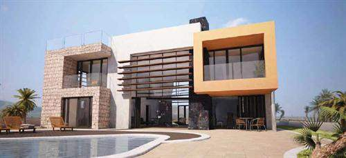 Cape Verde Real Estate #3793412 - £1,201,650 - 5 Bed Villa