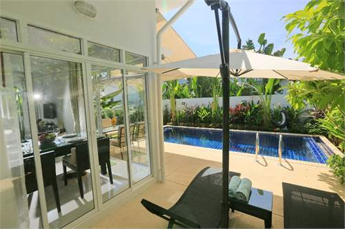 # 10010271 - From £137,242 to £163,640 - 2 Bed House, Rawai, Phuket Province, Thailand