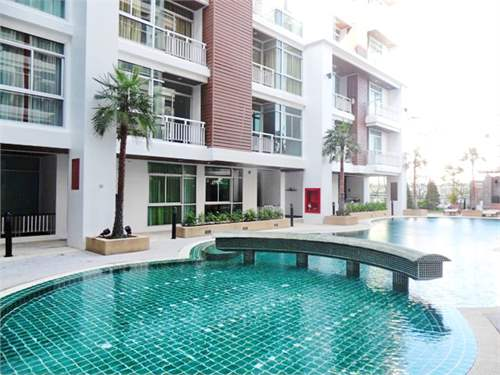 # 4462148 - £76,969 - 1 Bed Apartment, Patong Beach, Phuket Province, Thailand
