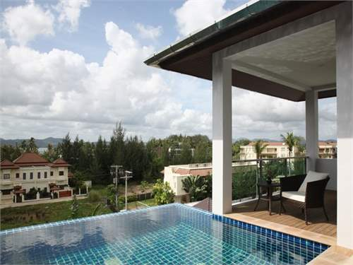 # 4462708 - From £147,249 to £323,950 - 1 - 2  Bed Apartment, Phuket Province, Thailand