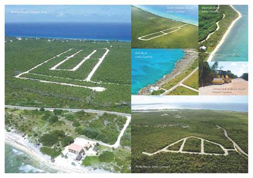 # 6909733 - £50,000 - Building Plot, Bodden Town, Cayman Islands