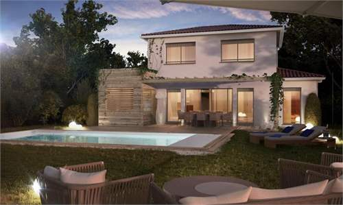 # 5871003 - From £183,397 to £547,590 - 1 - 4  Bed New Development, Saint Augustin, Charente-Maritime, Poitou-Charentes, France
