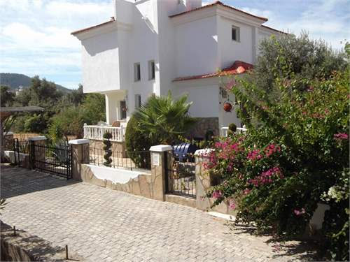 # 7363221 - £135,000 - 4 Bed Villa, Akbuk, Mugla Province, Turkey