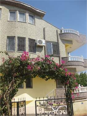 # 8877185 - £80,000 - 4 Bed Villa, Didim, Aydin Province, Turkey
