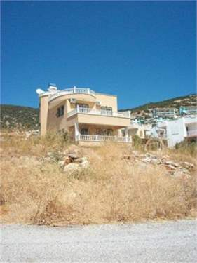 # 9403549 - £125,000 - 3 Bed Villa, Akbuk, Mugla Province, Turkey