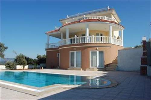 # 9524617 - £118,489 - 4 Bed Villa, Akbuk, Mugla Province, Turkey