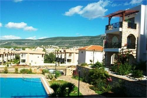 # 9609129 - £48,000 - 3 Bed Condo, Akbuk, Mugla Province, Turkey