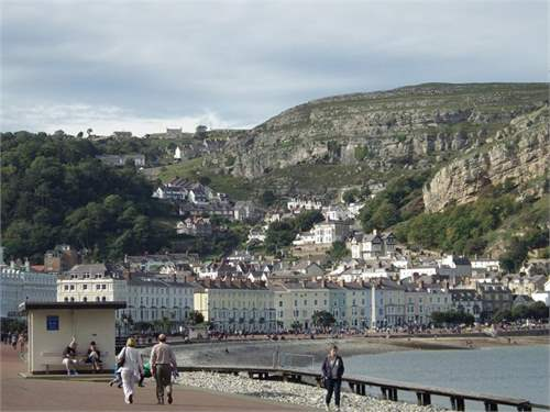 # 10721870 - £55,250 - 1 Bed Apartment, Llandudno, Conwy, Wales, United Kingdom