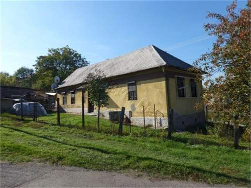 Hungarian Real Estate #6626900 - £7,840 - House
