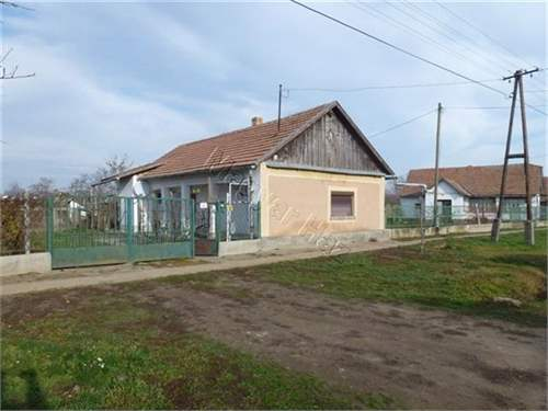 Hungarian Real Estate #6754697 - £6,467 - House