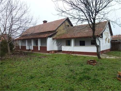 Hungarian Real Estate #6827597 - £15,652 - House