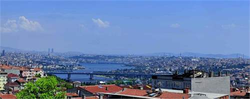 # 9531765 - From £48,744 to £166,430 - 1 - 3  Bed New Apartment, Eyup, Istanbul, Turkey