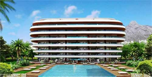 # 11836220 - £1,013,120 - 4 Bed Apartment, Marbella, Malaga, Andalucia, Spain