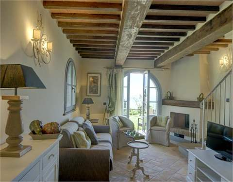 # 17085509 - £361,251 - 3 Bed Townhouse, Chianni, Pisa, Tuscany, Italy